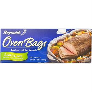 Kosher Reynolds Oven Cooking Large Bags 14x20 14 2 5